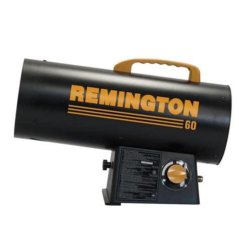 forced air gas heaters shop remington 60 000 btu portable forced air propane