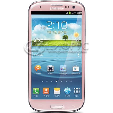 Samsung S Iii Samsung Galaxy samsung i9300 galaxy s iii 16gb martian pink
