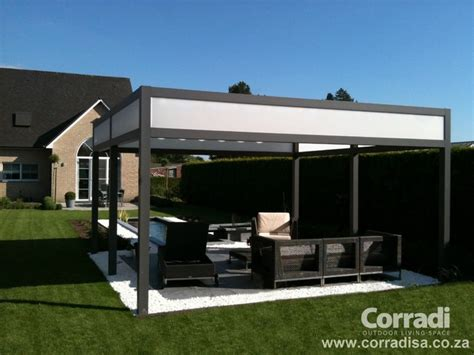 contemporary retractable awnings pergotenda patio awnings with retractable roofs by
