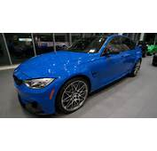 Rare Enzian Blue BMW M3 Individual Is Gorgeous But Costs More Than An
