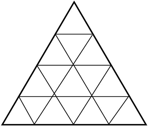 how many triangles are there in this diagram how many triangles st andrew s c of e primary school