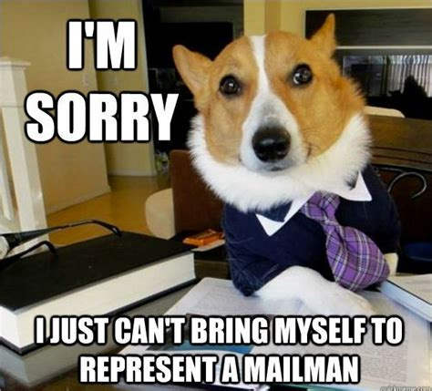 Lawyer Dog Memes - the best of the lawyer dog meme