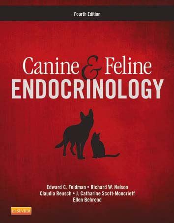 Cd E Book Pediatric Endocrinology 4th Edition canine and feline endocrinology 4th edition edward c feldman richard w nelson