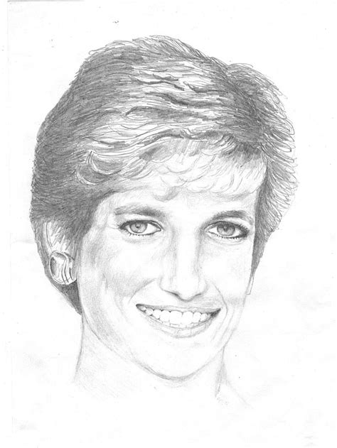 coloring page of princess diana princess diana by marmicminipark on deviantart