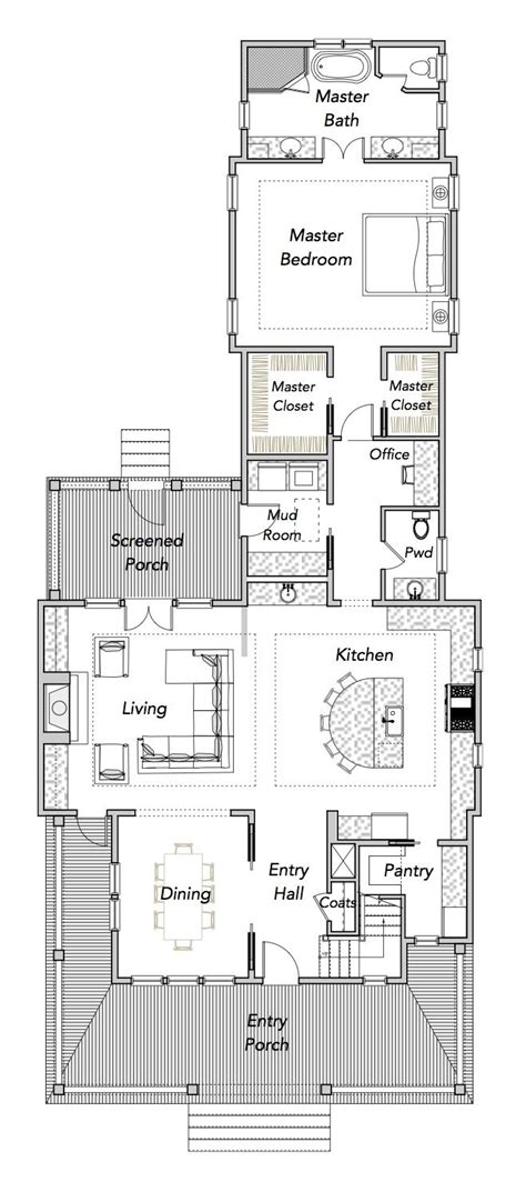 narrow lot colonial house plans best 25 narrow house plans ideas on pinterest