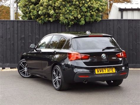 Bmw 1 Series 118d M Sport Shadow Edition 5 Door by Used 2017 Bmw 1 Series 118d M Sport Shadow Edition 5 Door