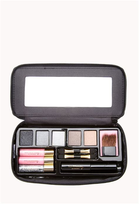 Where Is The Pin On My Forever21 Gift Card - lips face eyes beauty kit forever21 1031558280 beauty girl
