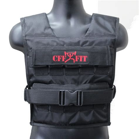 weight vest 44 lb weighted vest