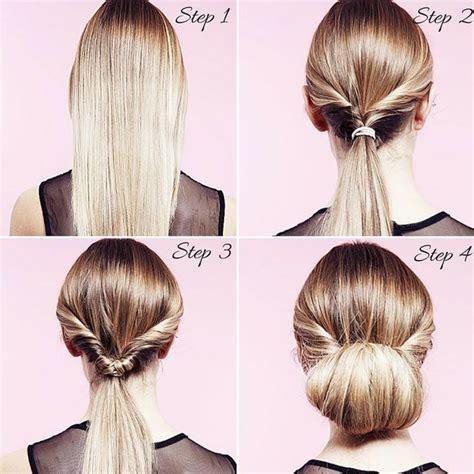 step by step easy updos for thin hair m 225 ch bạn 15 mẫu t 243 c tự l 224 m tại nh 224 đẹp như đi tiệm sheis vn