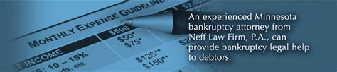 Minnesota Bankruptcy Search Bankruptcy Means Test Minnesota Bankruptcy Attorney Bankruptcy Information