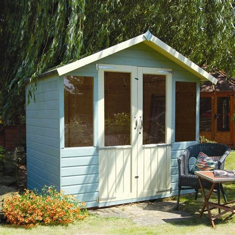 ft wooden shiplap garden summerhouse office