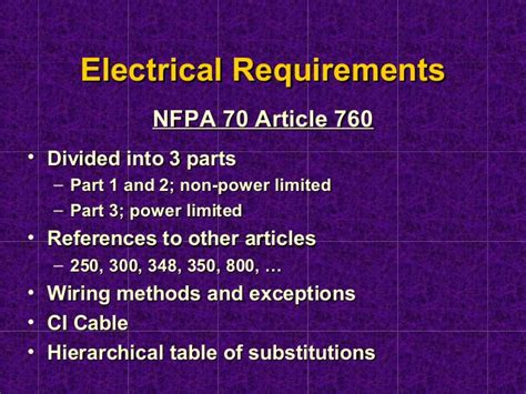 article 300 wiring methods basics 1 2 the nec 11