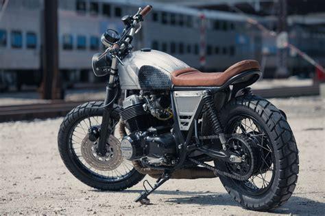 Honda Motorrad 750 by Hold Fast Chicago Honda Cb750