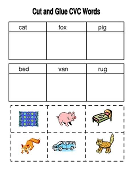 cvc worksheets kindergarten first by susan falvey tpt