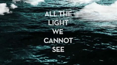 Anthony Doerr All The Light We Cannot See by Anthony Doerr Quot All The Light We Cannot See Quot Tv Commercial