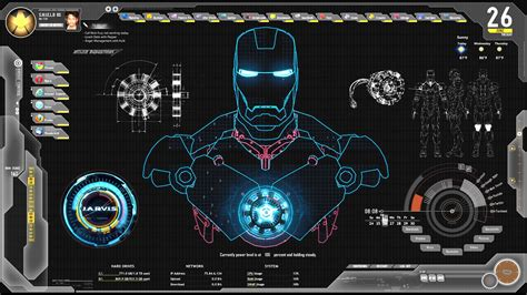 avengers theme download for pc futuristic avengers jarvis shield theme and skin for