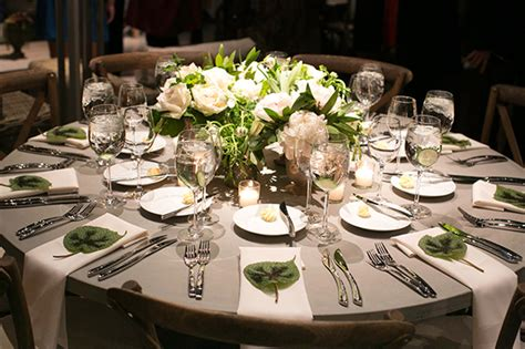 stunning round table setting restoration hardware wedding ideas from engage 13 los