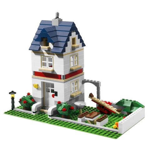 house creator online lego 5891 lego creator apple tree house σπίτι με