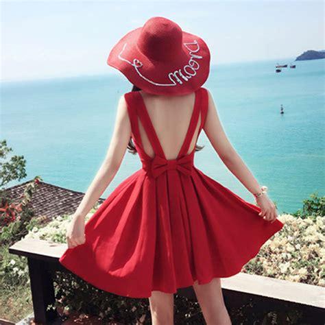 Bohemian Thailand Halter Dress popular thailand vacation buy cheap thailand vacation lots