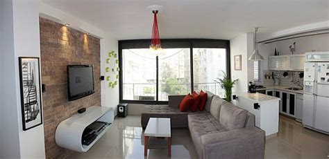 first home decorating creative first apartment design in tel aviv israel