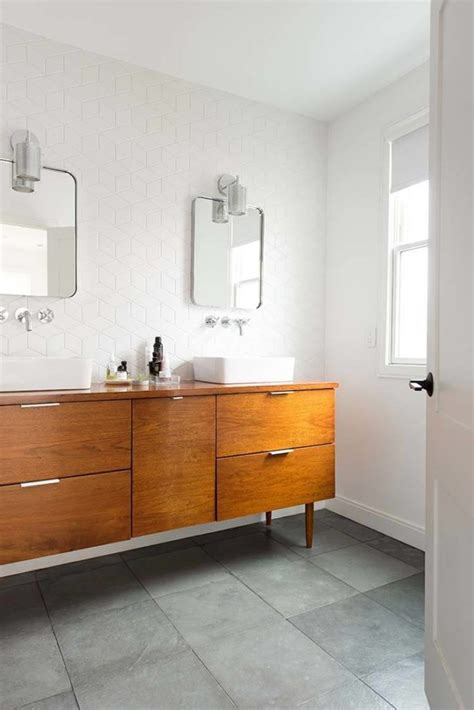 Vintage Modern Bathroom Design by Mid Century Modern Bathroom Design Inspo The Best