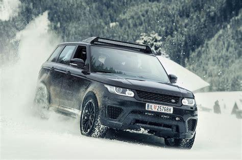 land rover spectre jaguar land rover details james bond vehicles in quot spectre quot
