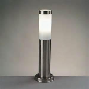 fiche borne d 233 clairage led inox basse 240v sans oule