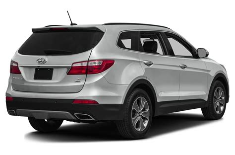 Santa Fe Hyundai 2016 by 2016 Hyundai Santa Fe Price Photos Reviews Features