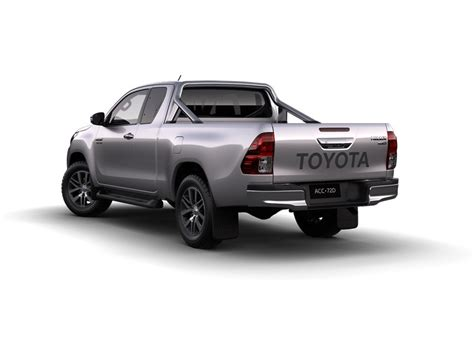 Toyota Hilux Silver 2016 Toyota Hilux Sr5 Utility Silver Sky 7590795