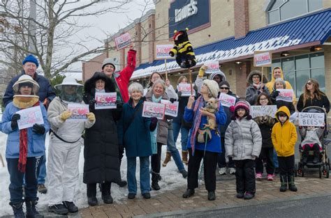 locals take to protect bees news the framingham
