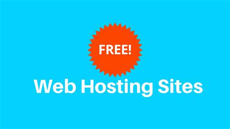 Free Site To Find Top 10 Best Free Web Hosting 2018