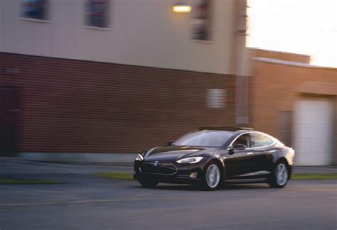 Tesla Model S Acceleration Comparison The Tesla Model S Is A Jet In A World Of Propellers