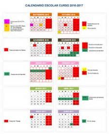 Calendario 2018 Granada Calendario Escolar Granada Para El Curso Escolar 2016 17