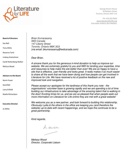 charity run thank you letter charity run thank you letter 28 images charity thank