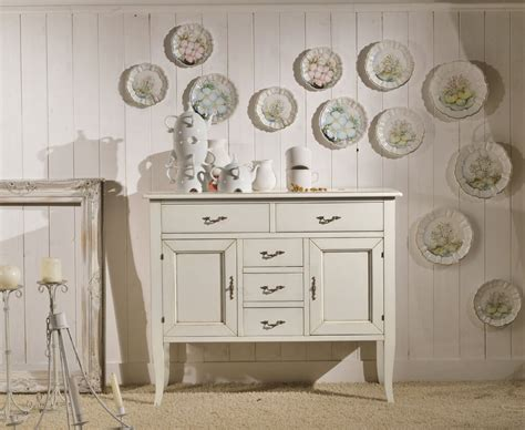 credenza country chic credenza in stile shabby chic homehome