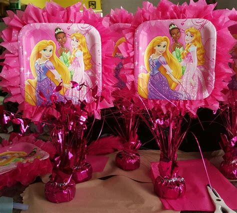 princess centerpieces best 25 princess centerpieces ideas on baby