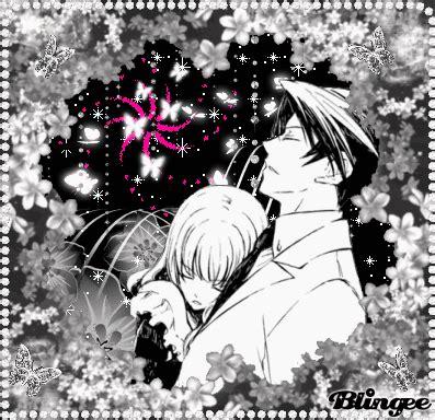 imagenes sad anime blanco y negro anime love en blanco y negro fotograf 237 a 110100814