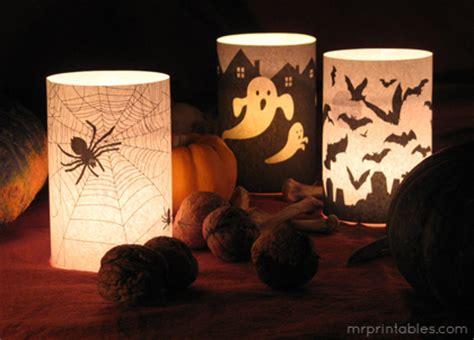 printable decorations halloween beanbugcrafts 36 halloween party decoration printables