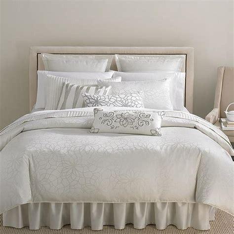 Ivory King Comforter by Martha Stewart Shimmer Luxury King Comforter Shimmer