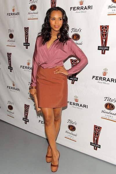 Kerry Washington Wardrobe by Kerry Washington Named World S Best Dressed Look