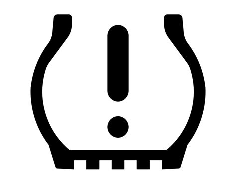 low tire pressure warning light file tpms warning icon svg wikimedia commons