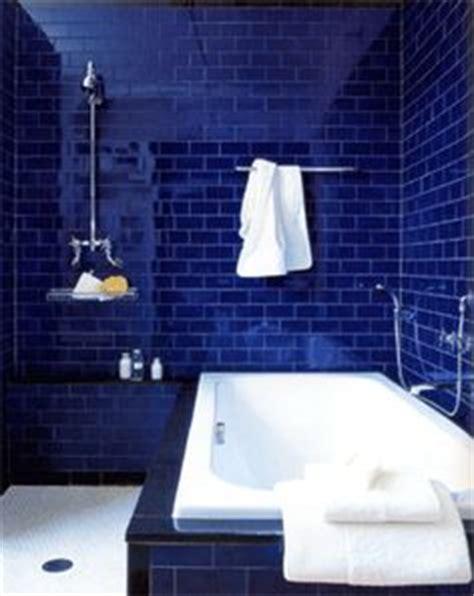 cobalt blue bathroom dreaming in blue bathrooms on pinterest blue bathrooms