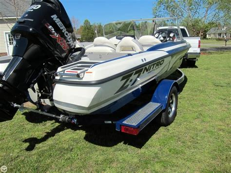 used boats for sale in goldsboro nc 2014 used nitro z 7 sport bass boat for sale 28 700