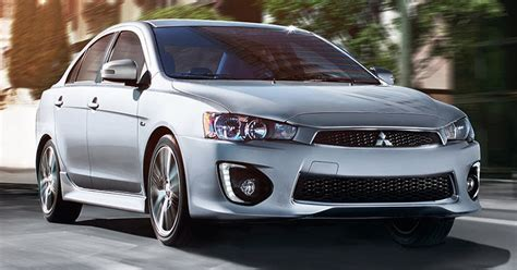 mitsubishi to pull the on the lancer in august