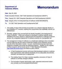 Memo Format Government 11 Formal Memorandum Templates Free Sle Exle Format