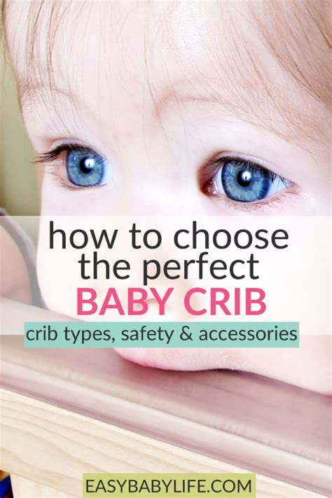how to choose a baby crib how to choose a baby crib that suits your needs and budget