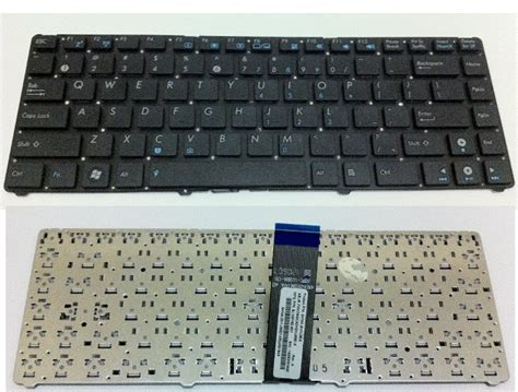 Keyboard Asus Eee Pc 1215 1215b 1225c 1201 Ul20 Putihwhite keyboard asus eee pc 1215 1215b 1215n 1215p 1225b 1225c series hitam