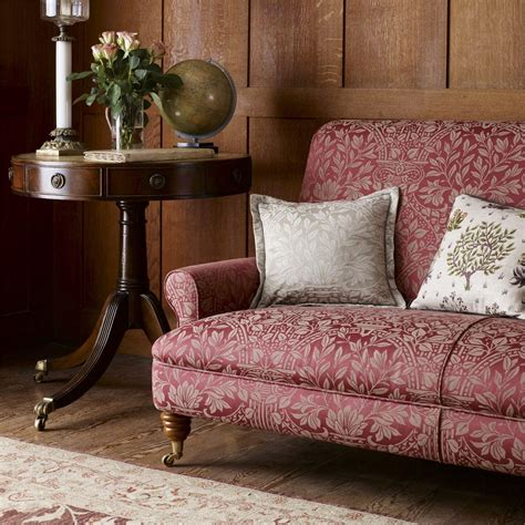Sofa Tief by Buy William Morris And Co 230297 Garden Craft Fabric