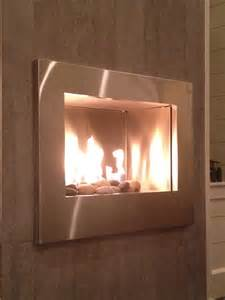 ventless gas fireplace fireplaces