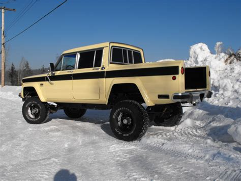 Jeep Series Cmro 67 1981 Jeep J Series Specs Photos Modification